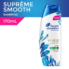 Head & Shoulders Supreme Smooth Shampoo 170 ml