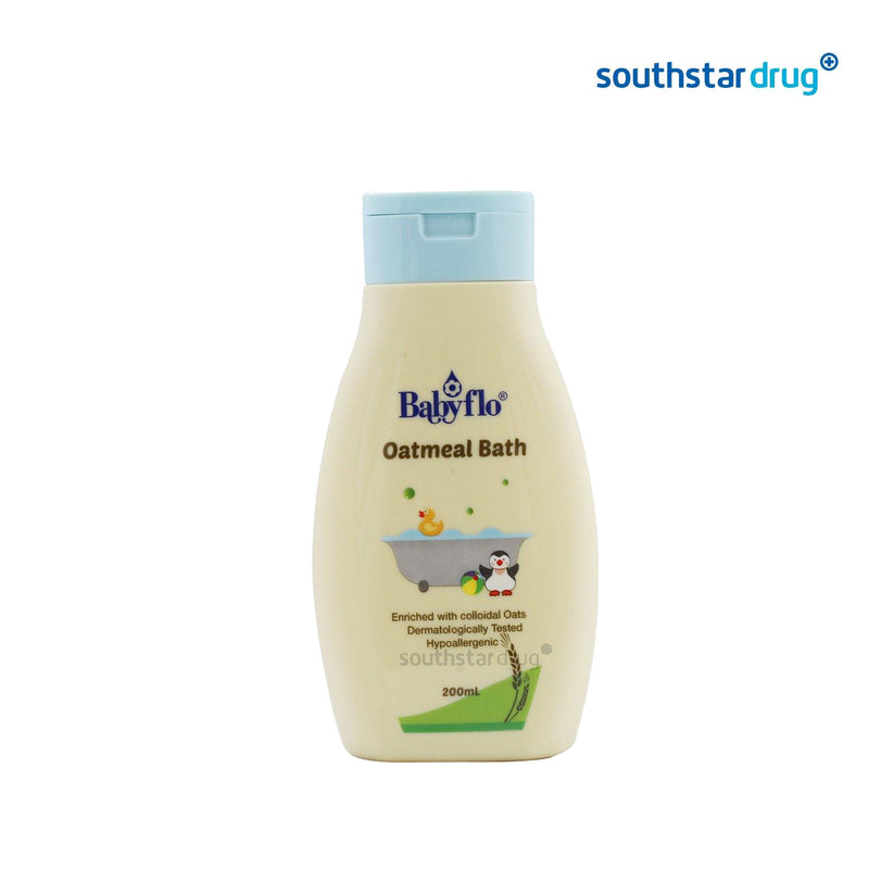 Babyflo Oatmeal Body Wash 200 ml