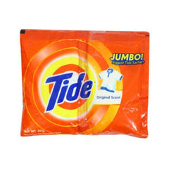 Tide Original Scent Jumbo Powder 80 g - 6s