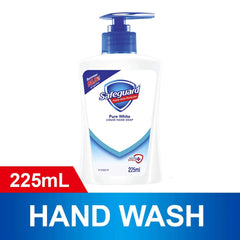 Safeguard Pure White Liquid Hand Soap 225 ml