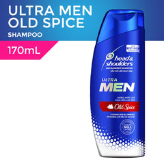 Head & Shoulders Old Spice Shampoo 170 ml
