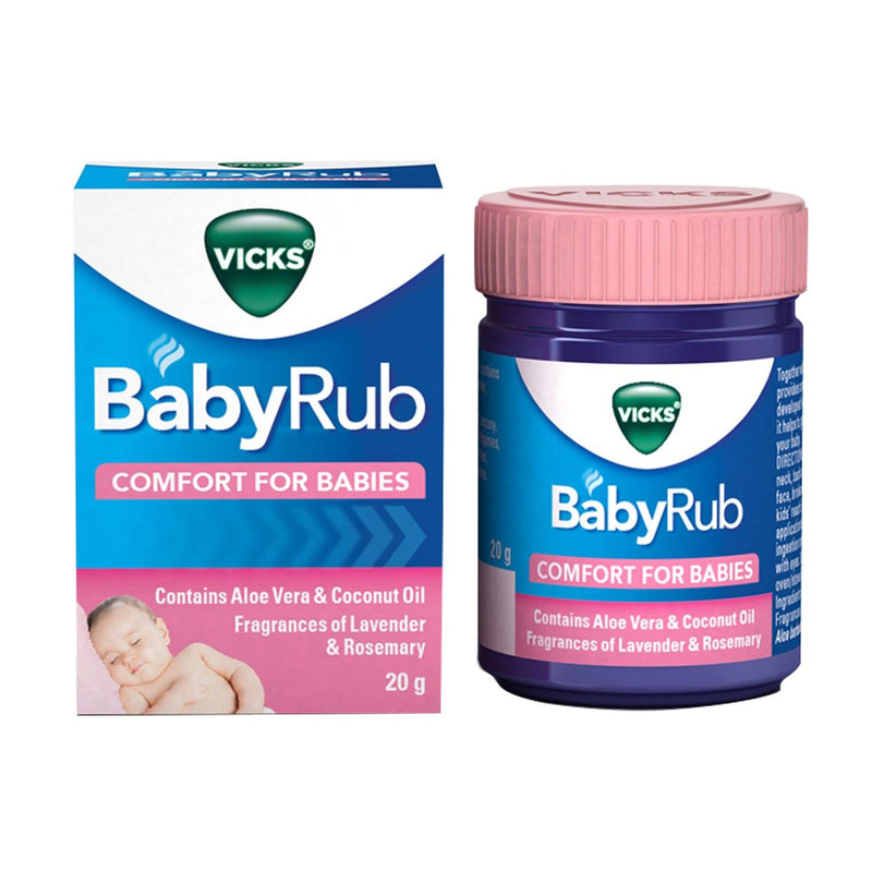 Vicks Baby Rub 20 g - Southstar Drug