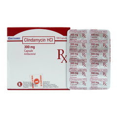 Rx: Centramed Clindamycin 300 mg Capsule