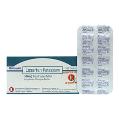 Rx: Centramed Losartan 50 mg Tablet