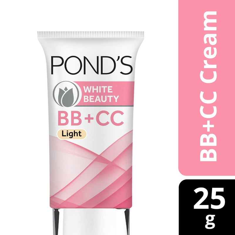 Pond's White Beauty BB+CC Cream Light 25 g