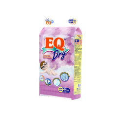 EQ Dry Diaper Econo Pack Newborn - Southstar Drug