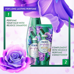 Rejoice Perfume Collection Luminous Rose Shampoo 170 ml