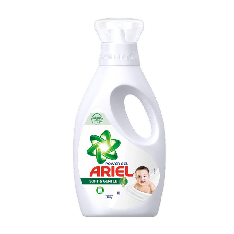 Ariel Power Gel Soft & Gentle 900 g - Southstar Drug