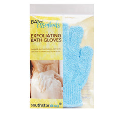 Southstar Drug Bath Gloves Double Assorted Color