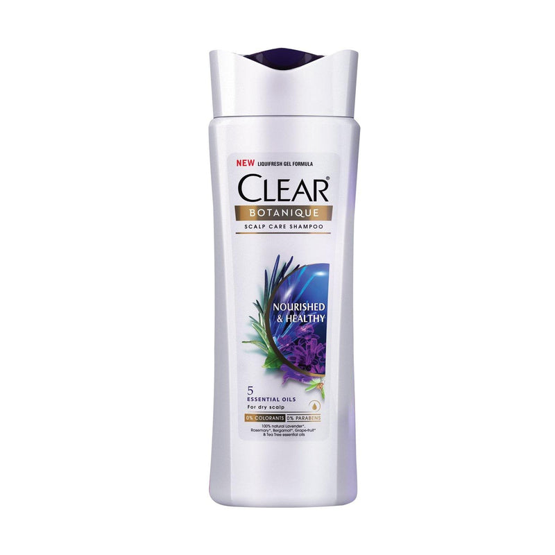 Clear Botanique Nourished Healthy Shampoo 150 ml