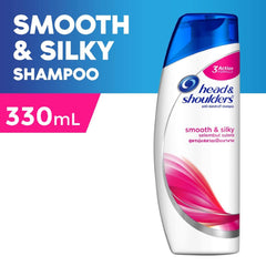 Head & Shoulders Smooth & Silky Shampoo 350 ml