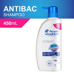 Head & Shoulders Antibac Anti Dandruff Shampoo 450 ml