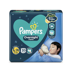 Pampers Overnight Pants Value Large 30s - Southstar Drug