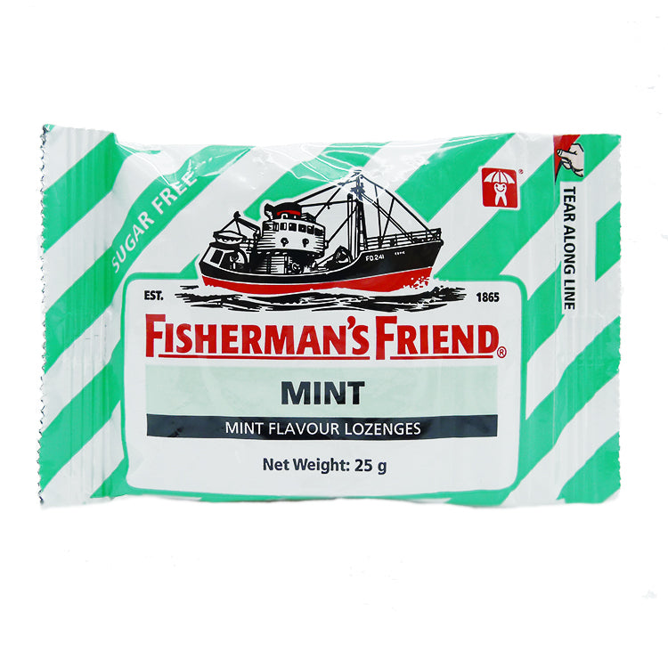 Fishermans Friend Mint 25 G Lozenge