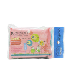 Guardian Assorted Wet Wipes 3 packs