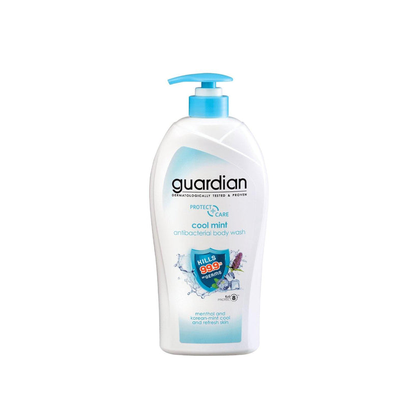 Guardian Antibacterial Body Wash Coolmint 1 liter