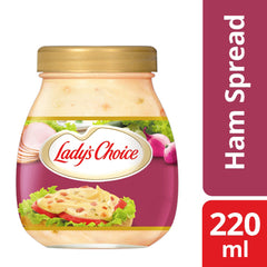 Lady's Choice Ham Sandwich Spread 220ml