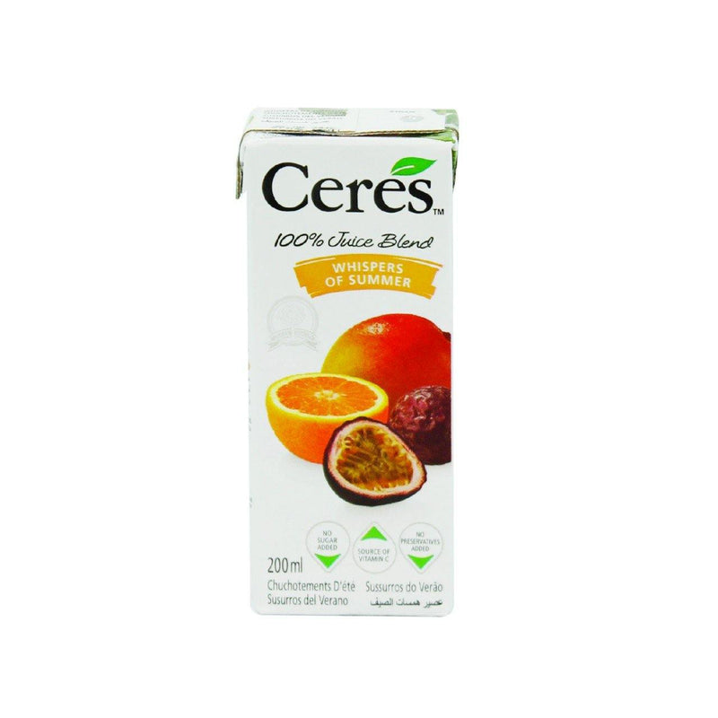 Ceres Juice Whisper Of Summer 200 ml