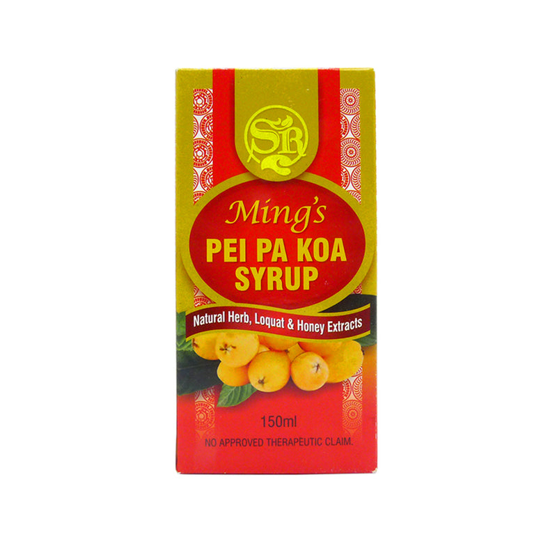 Mings Pei Pa Koa 150 ml Syrup
