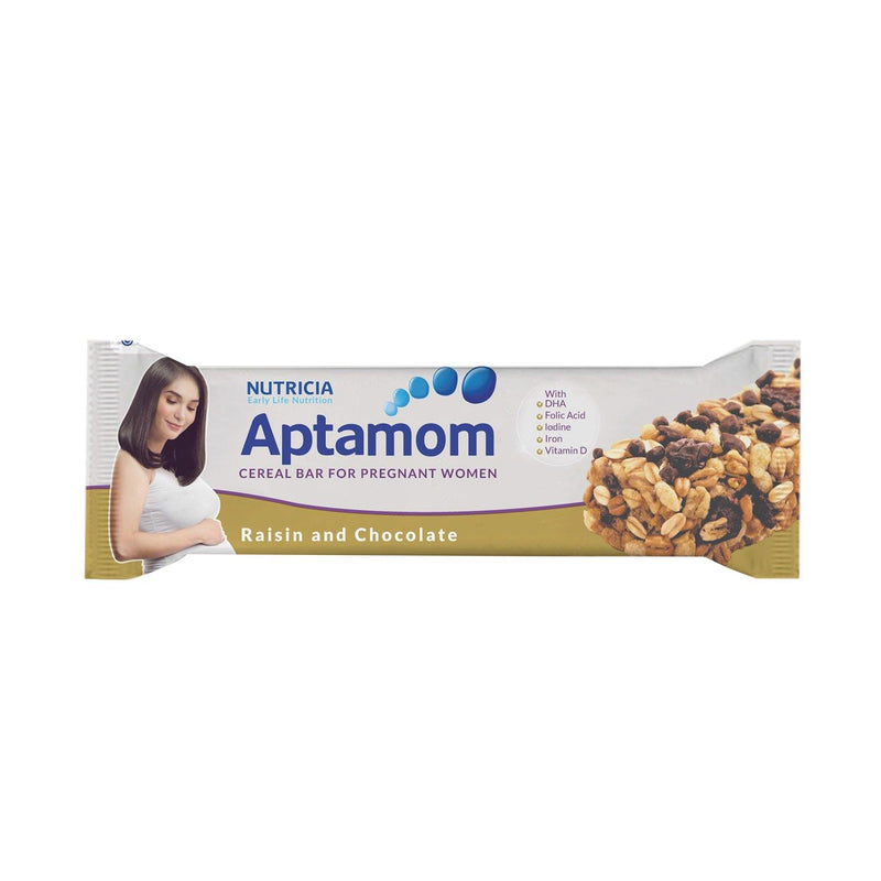 Aptamom Cereal Raisin Choco Bar