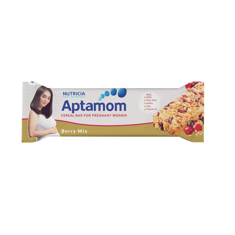 Aptamom Cereal Berry mix Bar