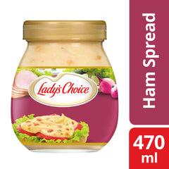 Lady's Choice Ham Sandwich Spread 470ml