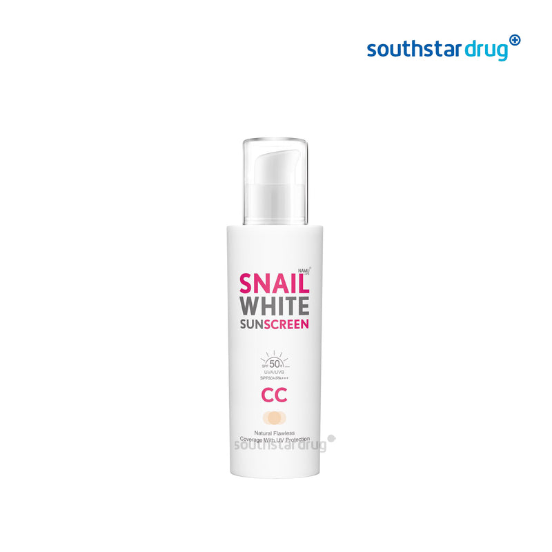 Snailwhite Sunscreen CC Cream SPF 50+/PA+++ - Southstar Drug