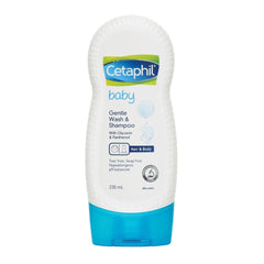 Cetaphil Baby Gentle Wash and Shampoo 230 ml