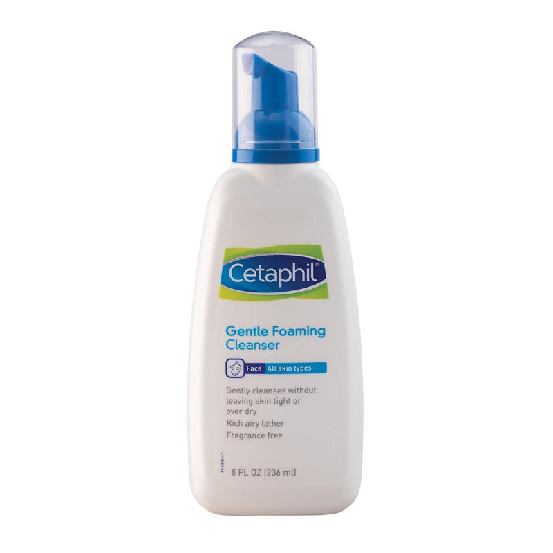 Cetaphil Gentle Foaming Cleanser 236 ml
