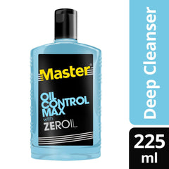 Master Deep Cleanser Oil Control Max 225 ml