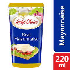 Lady's Choice Real Mayonnaise Doy 220ml