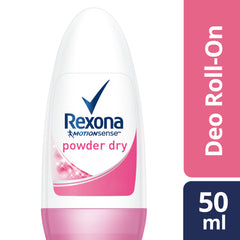 Rexona Women Deodorant Roll-On Powder Dry 50 ml