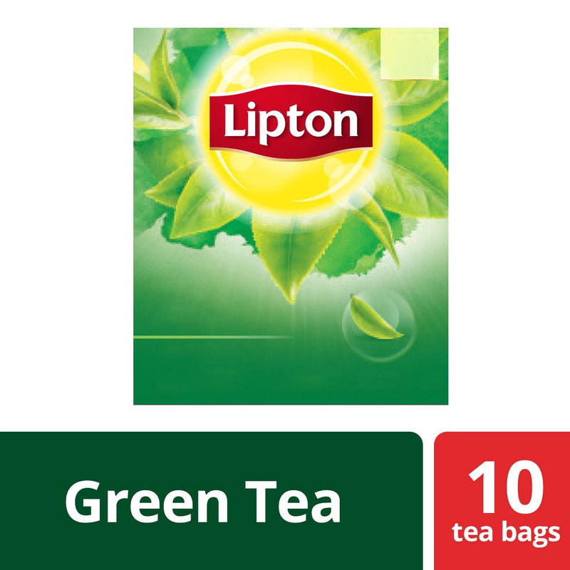 Lipton Green Tea - 10s
