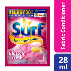 Surf Blossom Fresh Fabric Conditioner Sachet 28 ml - 6s