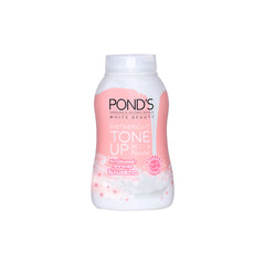 Ponds White Beauty Tone Up Milk 40 g Powder with Free Powder Brush