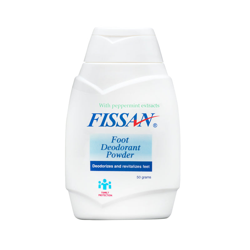 Fissan Foot Deodorant 50 g Powder