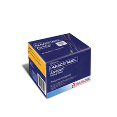 Alvedon 500 mg Tablet - 20s