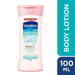 Vaseline Healthy White Lotion Fresh & Fair 100 ml