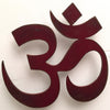 "Yoga Namaste Symbol - Metal Wall Art Home Decor - Handmade in the USA - Choose 7"", 12"",  or 17"" - Choose your Patina Color! FREE SHIPPING"