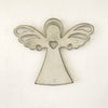 "Angel - Metal Wall Art Home Decor - Made in the USA - Choose 11"", 17"" or 23"" Wide - Choose your Patina Color! FREE SHIPPING"