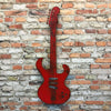 "Electric Guitar - Metal Wall Art Home Decor - Handmade in the USA - Choose 24"", 36"" or 42"" Wide Guitar, Choose your Patina Color! FREE SHIPPING"