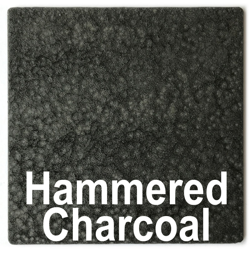Hammered Charcoal piece - 3