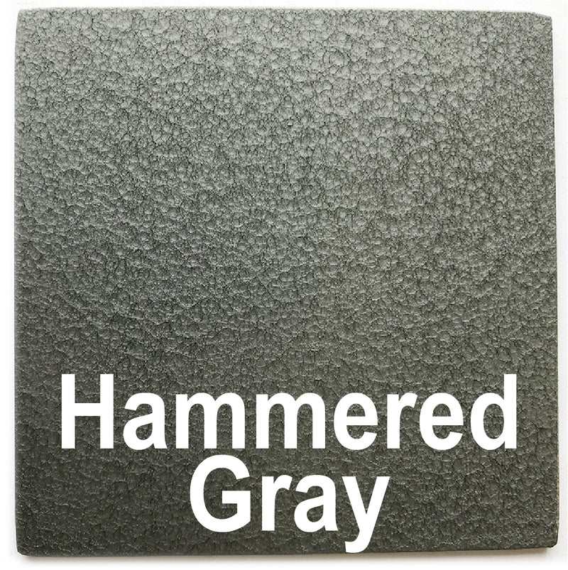Hammered Gray sample piece - 3