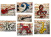 "Treble Clef - Metal Wall Art Home Decor - Handmade in the USA - Choose 11"", 17"" or 24"" Tall - Choose your Patina Color! FREE SHIPPING"