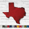 "Arizona - Metal Wall Art Home Decor - Handmade in the USA - Choose 10"", 16"" or 22"" Tall - Choose your Patina Color! Choose any state - FREE SHIP"