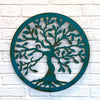 Tree of Life metal wall art home decor by Functional Sculpture llc