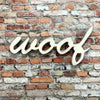 Custom Name or Word - Brush Script Font - Small Size - Metal Wall Art Home Decor - Choose your Patina Color - Free Ship