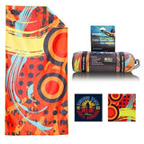 Load image into Gallery viewer, 4Monster Water Sports Fast-Dry Microfiber Towel