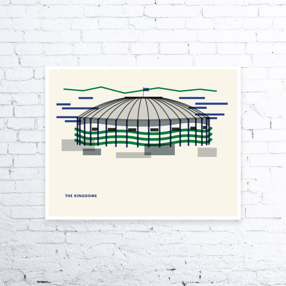 The Kingdome | Seattle Seahawks | Seattle Mariners