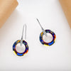 Enlightening Cosmic Dangle Earrings